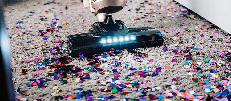 Teppichreinigung - Besser von Profis machen lassen?