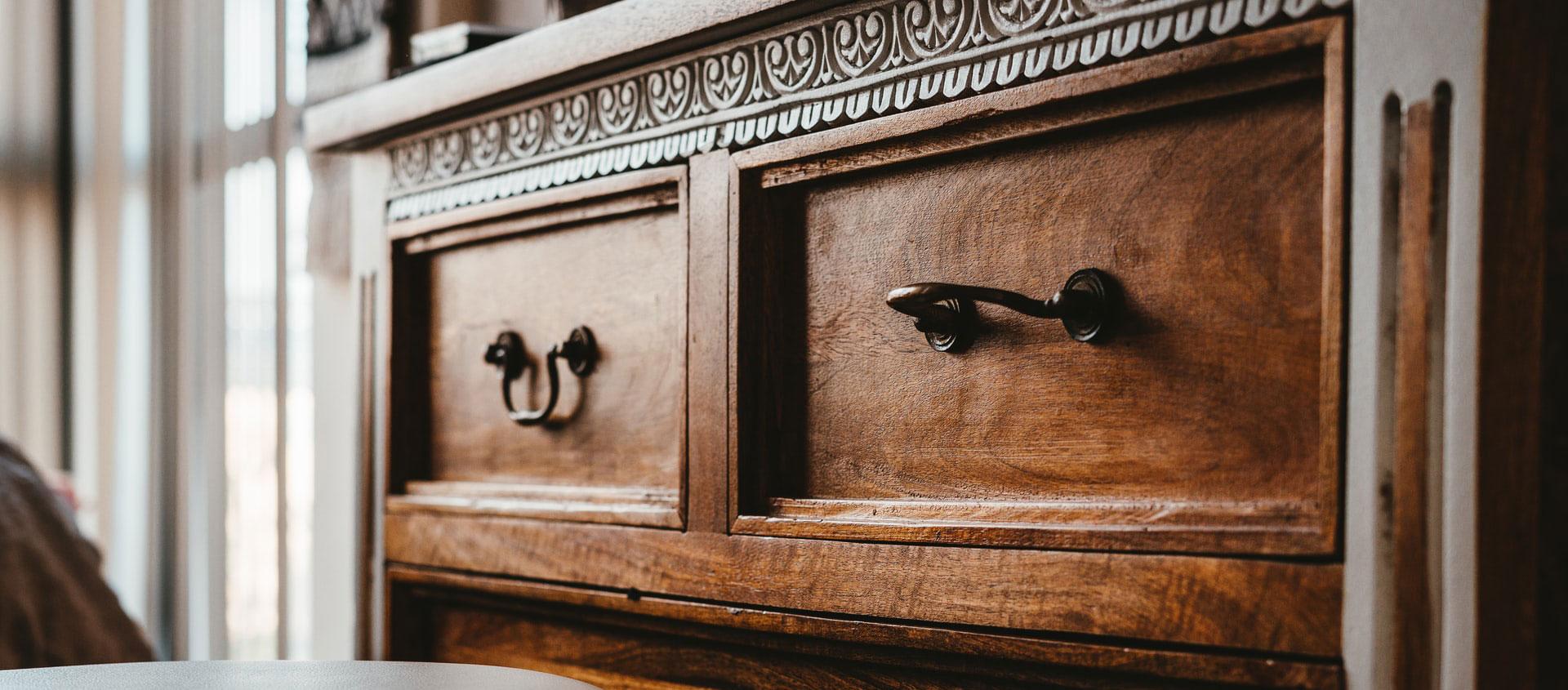 Vintage-Möbel richtig shoppen