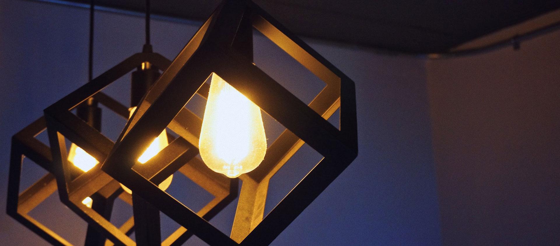 Lampen für den Herbst